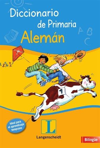 Diccionario Primaria Alemán (8499295312) by Langenscheidt