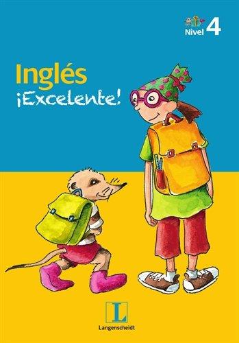 Inglés excelente. 4 Primaria (849929863X) by Langenscheidt