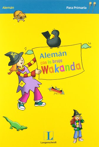 9788499298696: Alemán con la bruja Wakanda 2