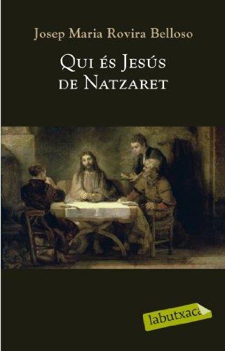 9788499300764: Qui és Jesús de Natzaret.: Una teologia per unir coneixement i vida