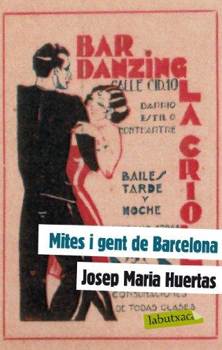 9788499303130: Mites i gent de Barcelona