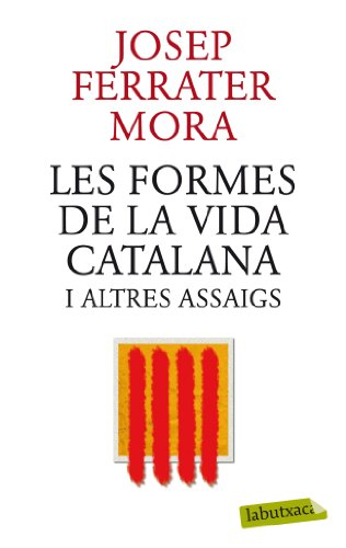 9788499305745: Les formes de la vida catalana i altres assaigs