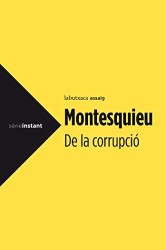 9788499306988: De la corrupció