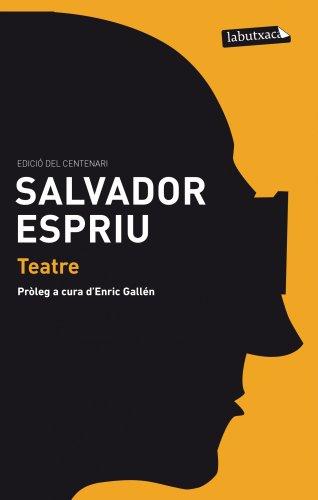 9788499307626: Teatre