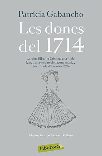 9788499309590: Les Dones Del 1714 (LB)