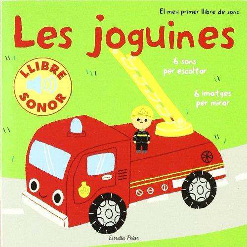 9788499321141: Les joguines. El meu primer llibre de sons (Llibres de sons)