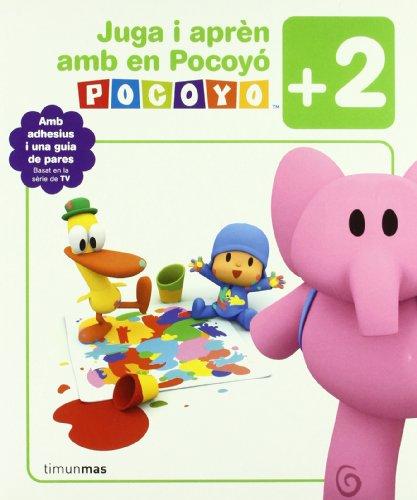 9788499321363: Juga i aprèn amb en Pocoyó 2 (Pocoyo)