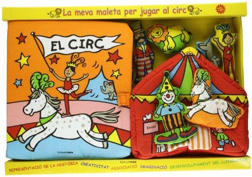 9788499321868: La meva maleta per jugar al circ (LLIBRES SORPRESA)