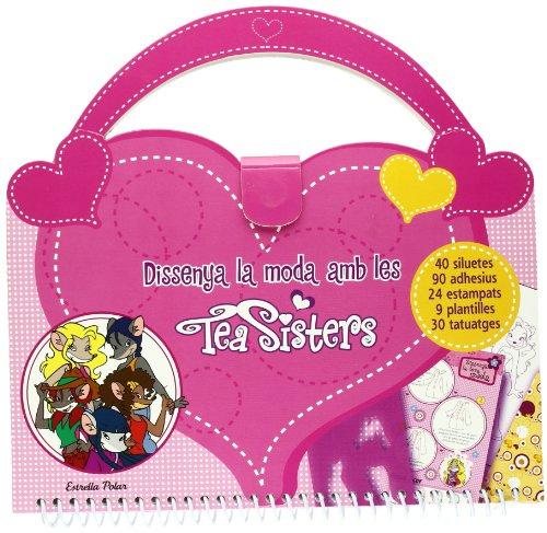 9788499323756: Dissenya la moda amb les Tea Sisters