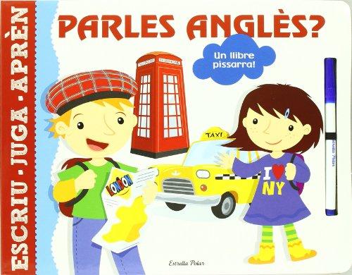 9788499324111: Parles anglès?: Un llibre pissarra! (LA LLUNA DE PAPER)