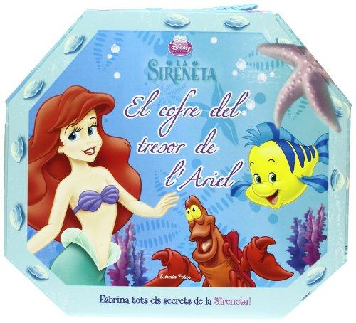 9788499324173: El cofre del tresor de l'Ariel (DISNEY)