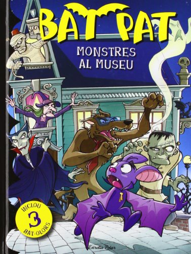 9788499325668: Monstres al museu (Bat Pat)