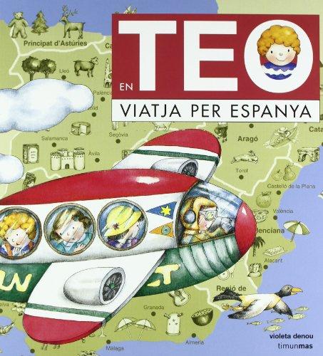 9788499326030: En Teo viatja per Espanya (En teo descobreix el món)