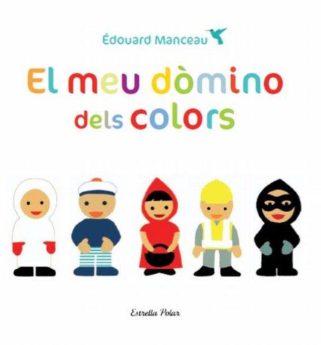 9788499326665: El meu dòmino dels colors (LA LLUNA DE PAPER)
