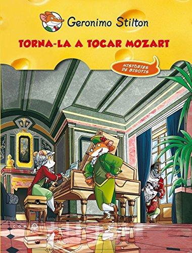 9788499327648: Torna-la a tocar, Mozart!: Històries de bigotis (COMIC BOOKS)