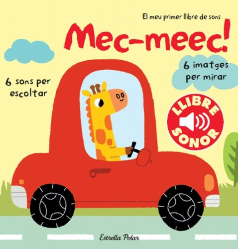 9788499327907: Mec-meec! El meu primer llibre de sons (Llibres de sons)