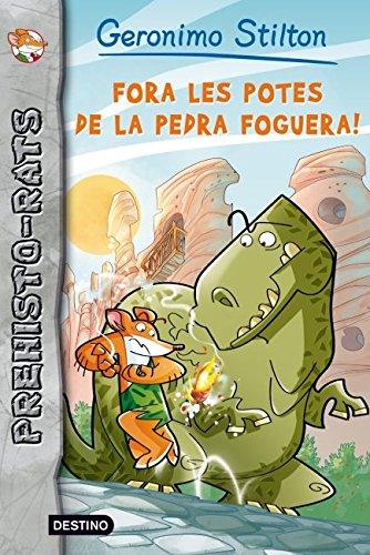 9788499328508: Fora les potes de la pedra foguera! Prehisto-Rats.