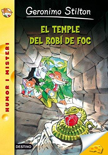 9788499328867: El temple del robí de foc