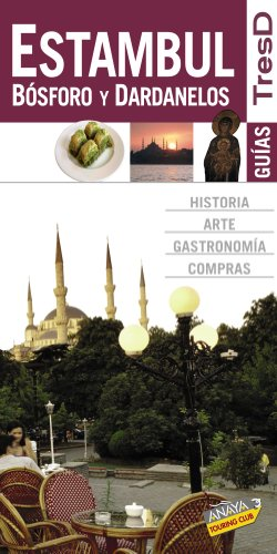 9788499350127: Estambul, Bósforo y Dardanelos (Guías Tresd)