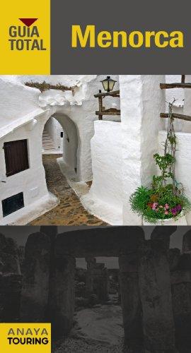 9788499351056: Menorca (Guía Total - España)