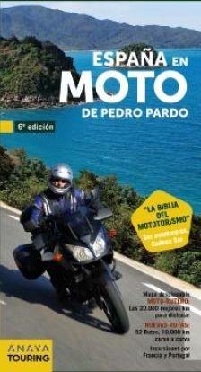 9788499352237: España en Moto