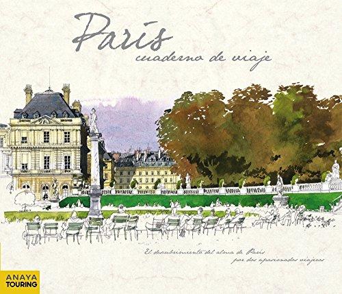 9788499352404: París: Cuaderno de viaje / Travelogue (Spanish Edition)