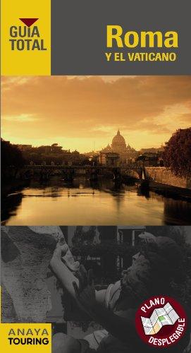9788499353425: Roma y Vaticano (Guía Total - Internacional)
