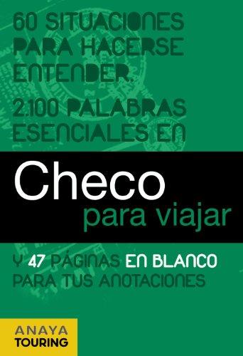 9788499353647: Checo para viajar / Czech to travel (Spanish Edition)