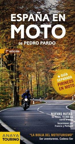 9788499354453: España en Moto