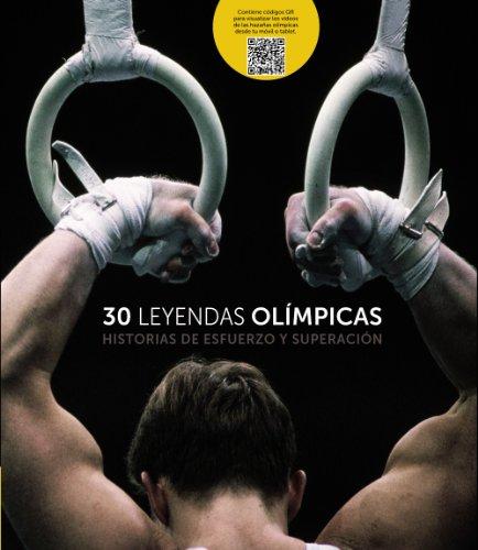 9788499354460: 30 Leyendas olímpicas