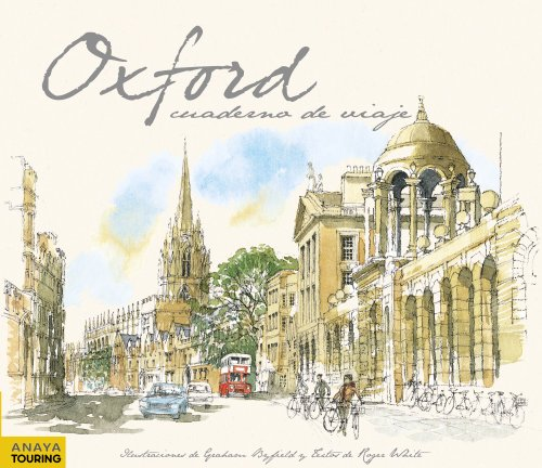 Oxford (Spanish Edition) (8499354491) by Roger White