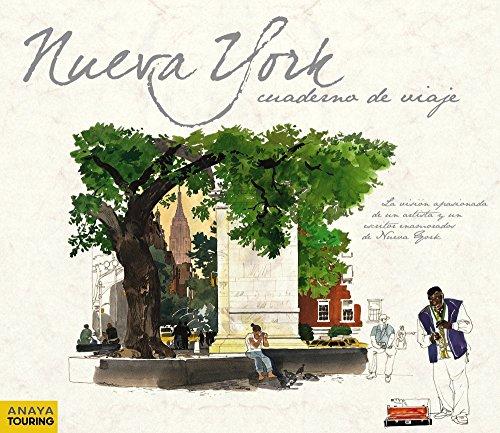 9788499354514: Nueva York: Cuaderno de viaje / Travelogue (Spanish Edition)