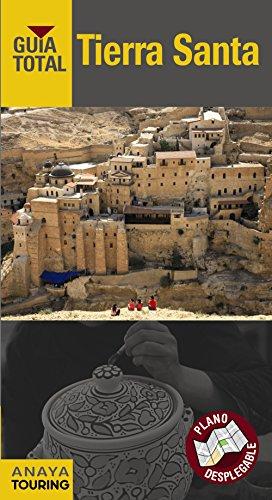 9788499354804: Tierra Santa / Holy land: Israel y territorios palestinos / Israel and Palestinian Territories (Guía Total) (Spanish Edition)