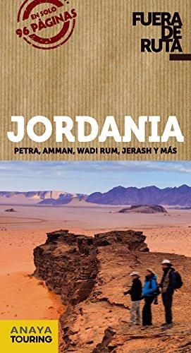 9788499356334: Jordania (Fuera De Ruta)