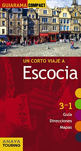 9788499356792: Guiarama Escocia / Scotland (Spanish Edition)