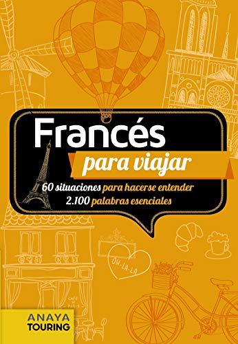 9788499358666 Francés Para Viajar Frase Libro Y