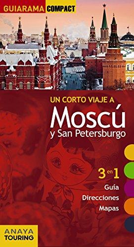 9788499358833: Moscú - San Petersburgo (Guiarama Compact - Internacional)