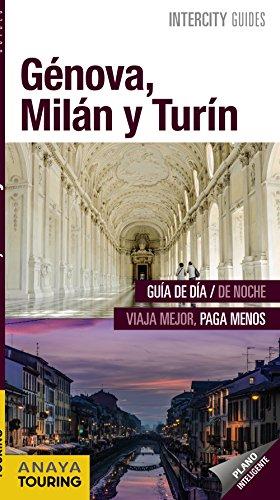 9788499359090: Génova, Milán y Turín (Intercity Guides - Internacional)