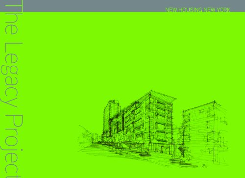 9788499361871: The Legacy Project: New Housing New York