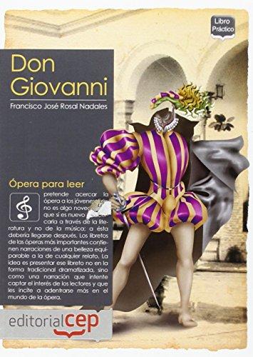 9788499371993: Ópera para leer. Don Giovanni (Colección 1359)