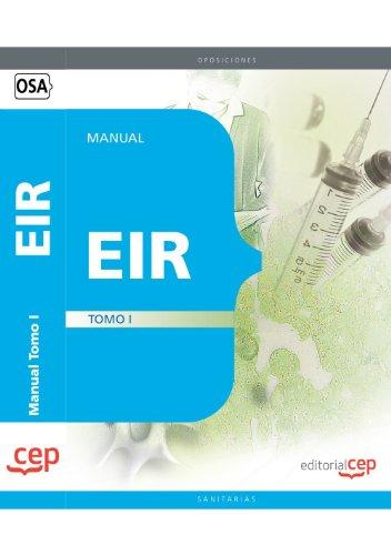 9788499372051: Manual EIR Tomo I (Colección 1273)