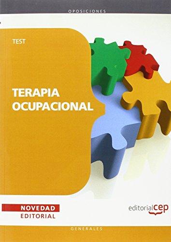 9788499375632: Terapia Ocupacional. Test (Colección 1480)