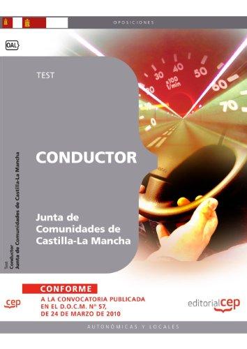 9788499378268: CONDUCTOR. JUNTA DE COMUNIDADES DE CASTILLA-LA MANCHA. TEST