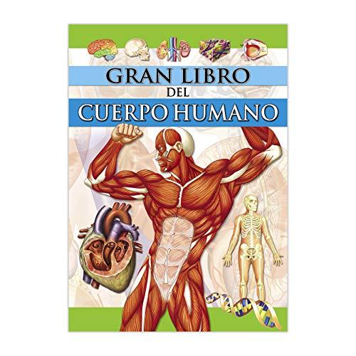 El gran libro del cuerpo humano: Saldaña