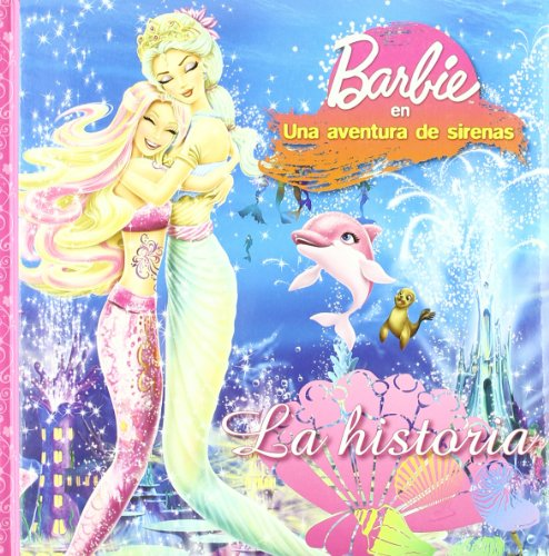 9788499390475: Aventura De Sirenas, Una - Barbie Cuento