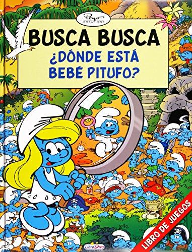 9788499391885: BUSCA PITUFA FILOS.PITUFOS