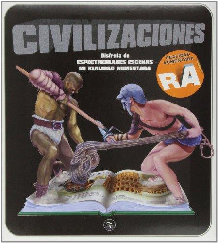 9788499393773: CIVILIZACIONES REALIDAD AUMENTADA-SALDAÑ