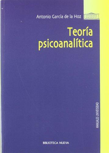 9788499400617: teoria psicoanalitica (Spanish Edition)