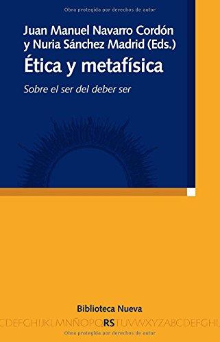 9788499400716: Ética y metafísica (Spanish Edition)
