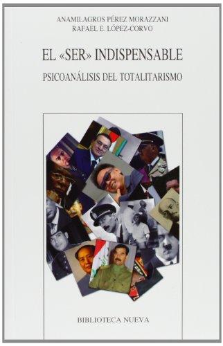 El ser indispensable / Being essential: Psicoanalisis: Ana Milagros Perez